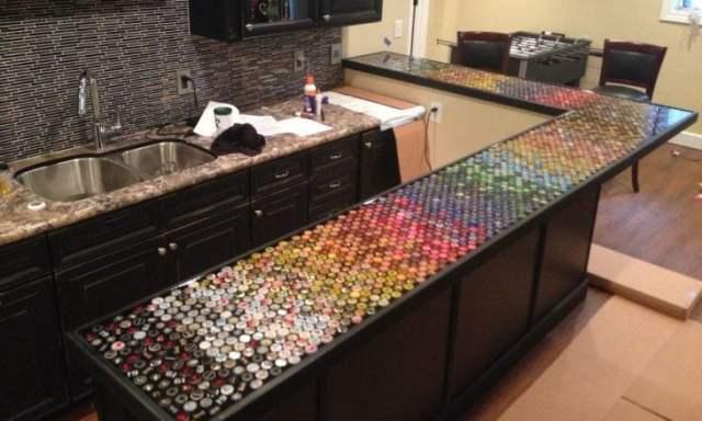 cocina decoración colores