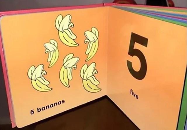 5 bananas ó seis bananas