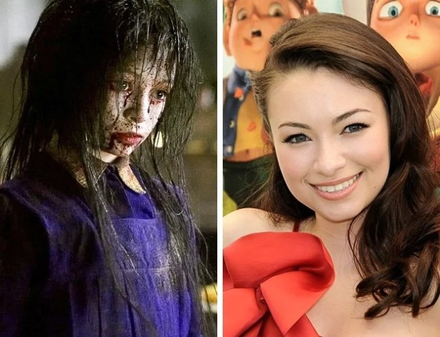 Antes y después pequeños películas de terror La maldición