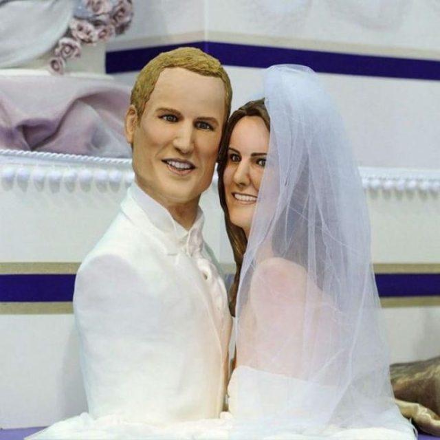 Principe Wiiliam y Kate Middleton