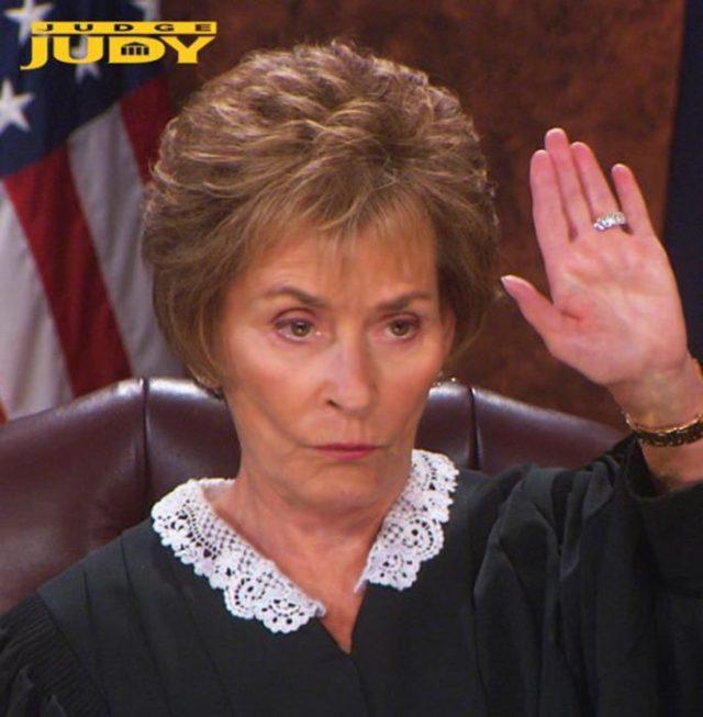 perro propietario juez judy