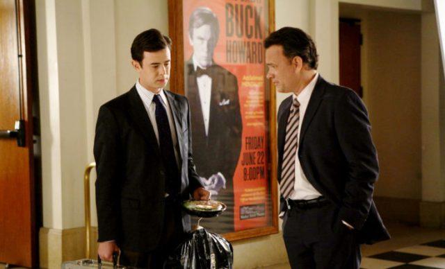 Tom Hanks e hijo
