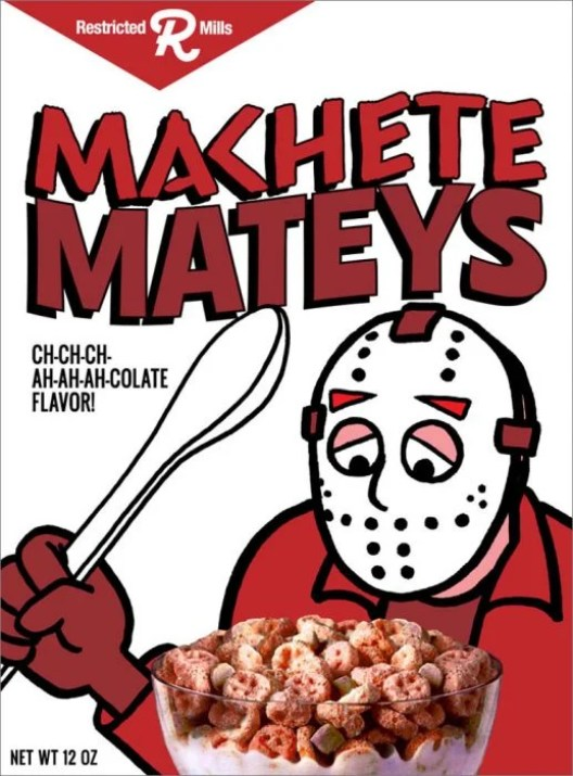 Jason cereal