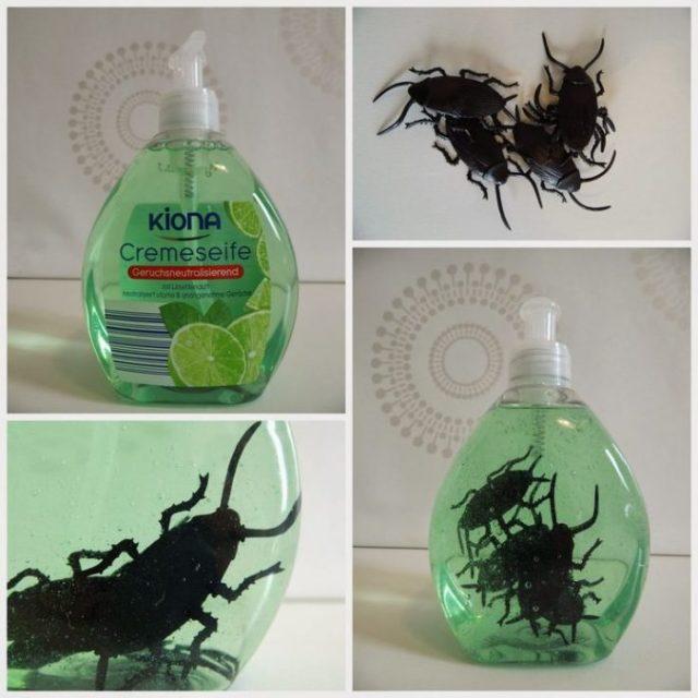 jabón Halloween iniciativas DIY
