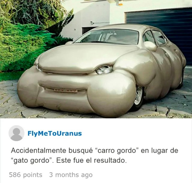 carro gordo