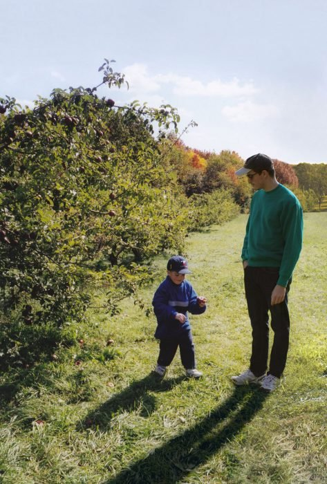 fotos vingate photoshop padre e hijo