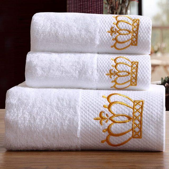 toalla de hotel