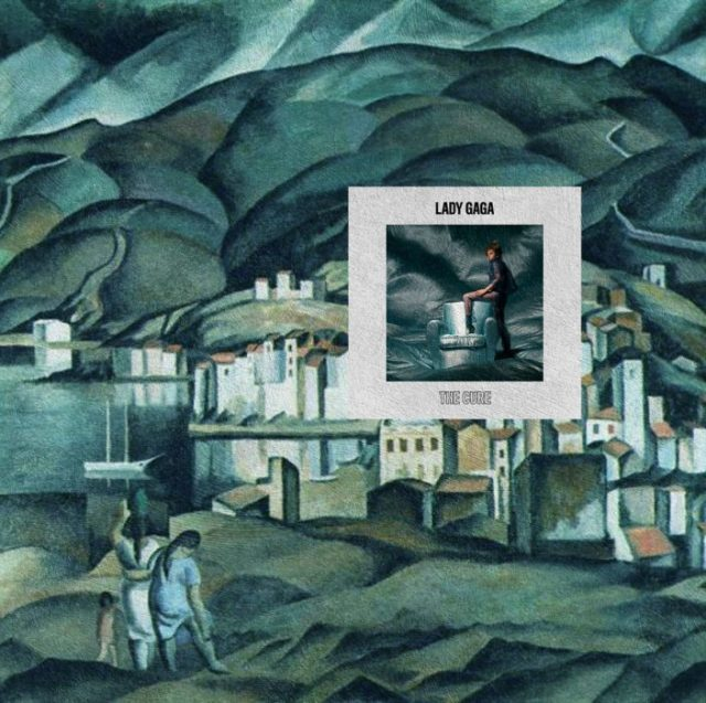 Covers albums pinturas clasicas - the cure