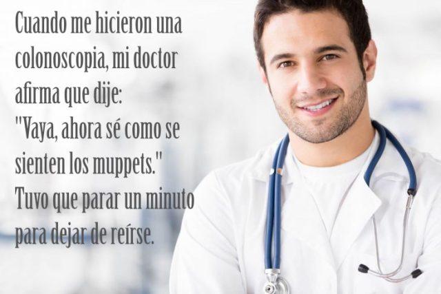 Anécdotas de doctores