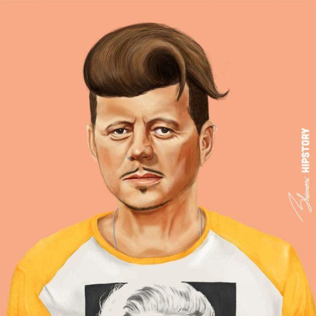 Líderes hipsters bill