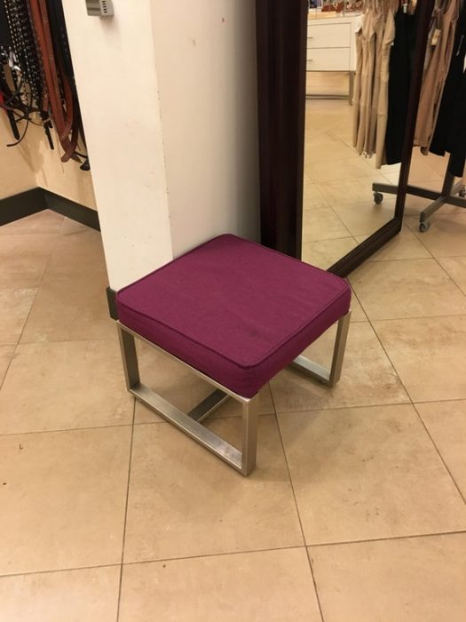 asiento mall