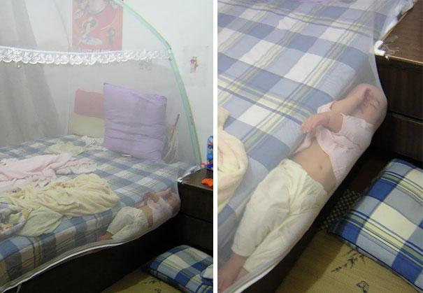 Al final la cama no era tan comoda