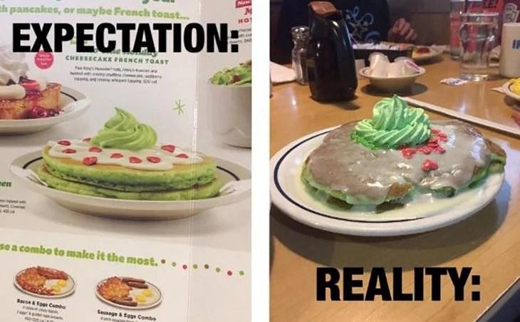 pancake verde