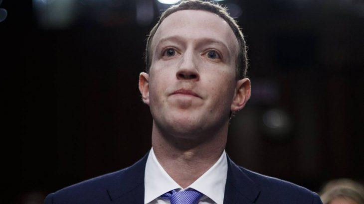 creador de facebook