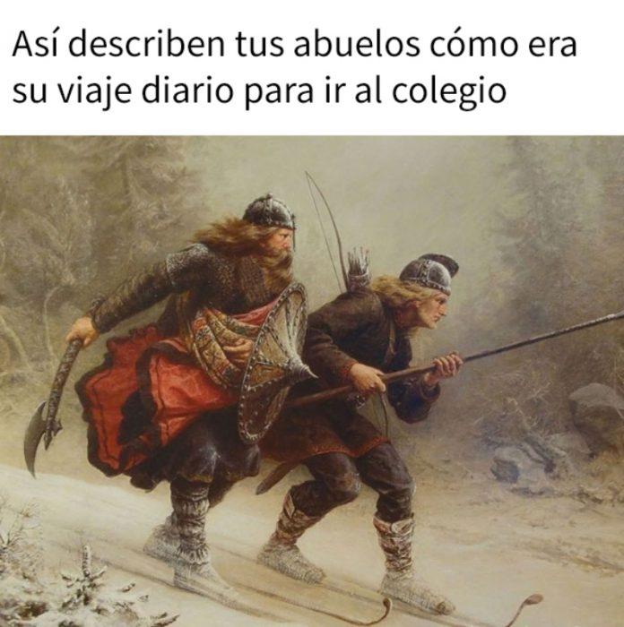 meme vikingos