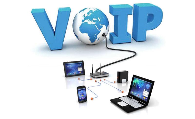 Charge de VOIP