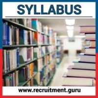 SSC CPO Syllabus 2019 PDF   SSC CPO Sub Inspector & Asst Sub Inspector Exam Pattern @ ssc.nic.in