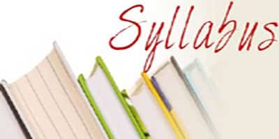 CUTN Exam Syllabus 2016  | Download Central University of Tamil Nadu Exam Pattern   cutn.ac.in