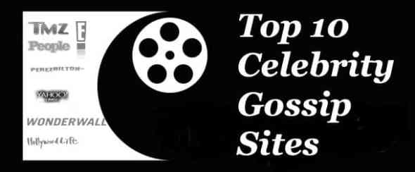 Top 10 Celebrity Gossip Sites | Latest Celebrity News |Most Popular Clebrity Gossip Sites