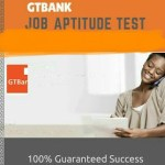 Gtbank Aptitude Test for 2019 recruitment | See 7 Things you must know Here
