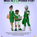 2019/2020 N-Power Nigeria Undergraduate Recruitment Form is Here | npower.gov.ng