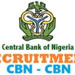 CBN Recruitment 2018/2019 Application Form Guide | www.cbn.gov.ng/recruitment.asp