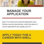 Shell Recruitment 2018 Application Registration form | www.shell.com.ng