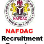 NAFDAC Recruitment 2018/2019 | Application Registration Form