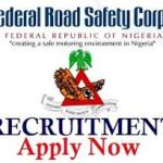 Federal Road Safety Corps (FRSC) 2018/2019 Recruitment Closing Date |  See Deadline Here!