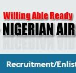 Nigerian Airforce Dssc Recruitment 2018/2019 Form –www.careers.nigerianairforce.gov.ng You can apply Here!