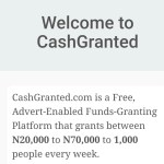 Cashgranted.com – Is it True that Cash Granted is Giving Free Loan?