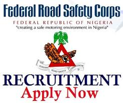 Frsc Recruitment 2020/2021 Form | Federal Road Safety Corps Form is Here:  www.frsc.gov.ng