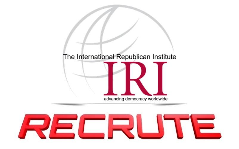 المعهد الجمهوري الدولي بتونس / ينتدب : خبير