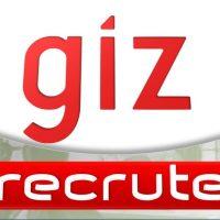 GIZ / recrute