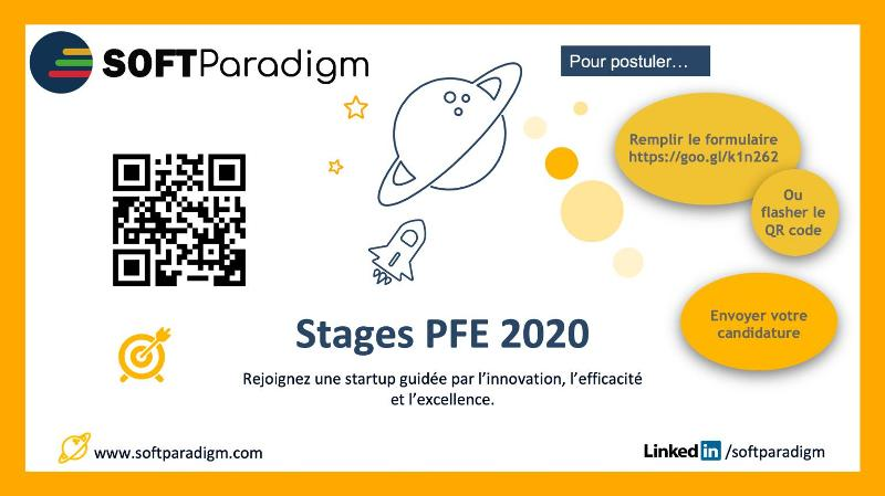 [Catalogue PFE] de SOFTParadigm