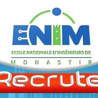 Ecole Nationale d'Ingénieurs de Monastir | ENIM // recrute ...