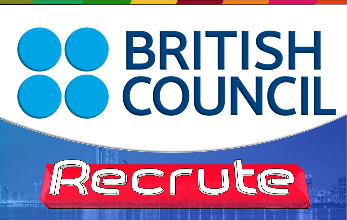 British Council // recrute