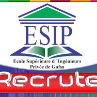 Ecole Supérieure d'Ingénieurs Privée de Gafsa / recrute