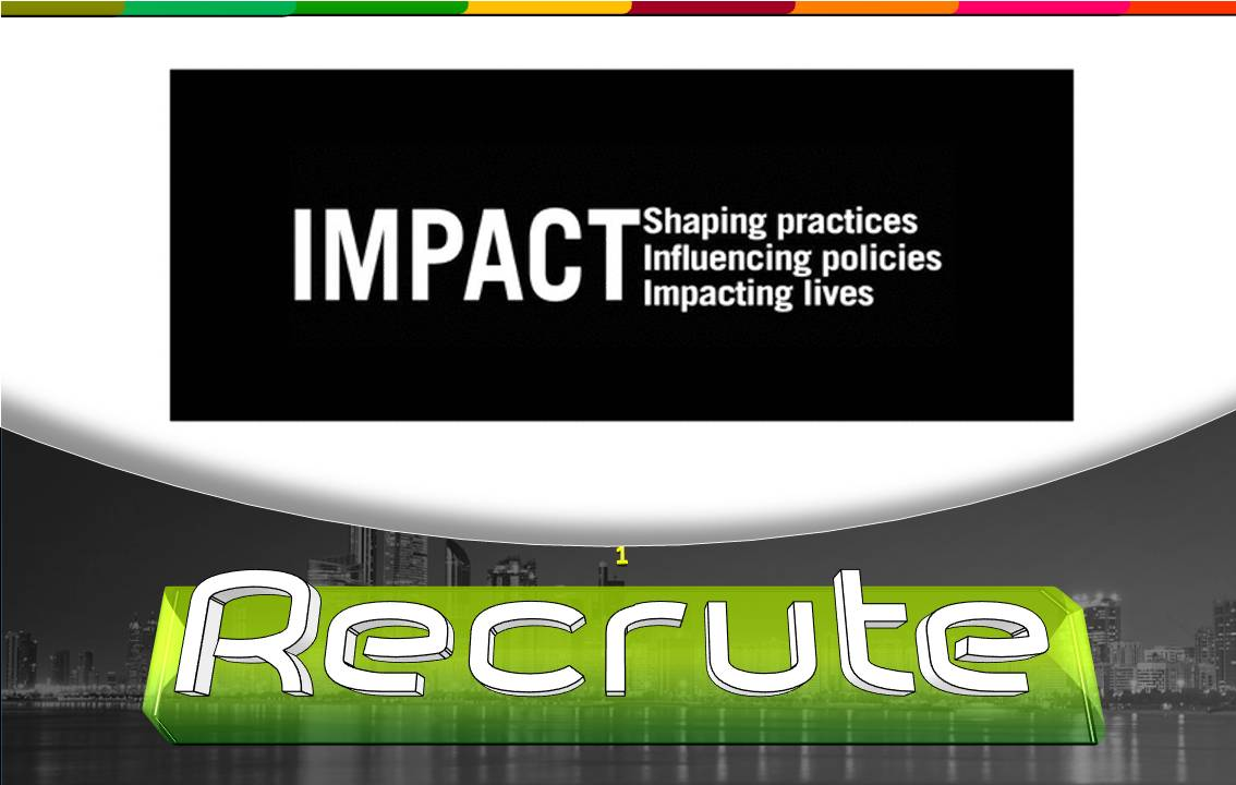 IMPACT Initiatives / recrute