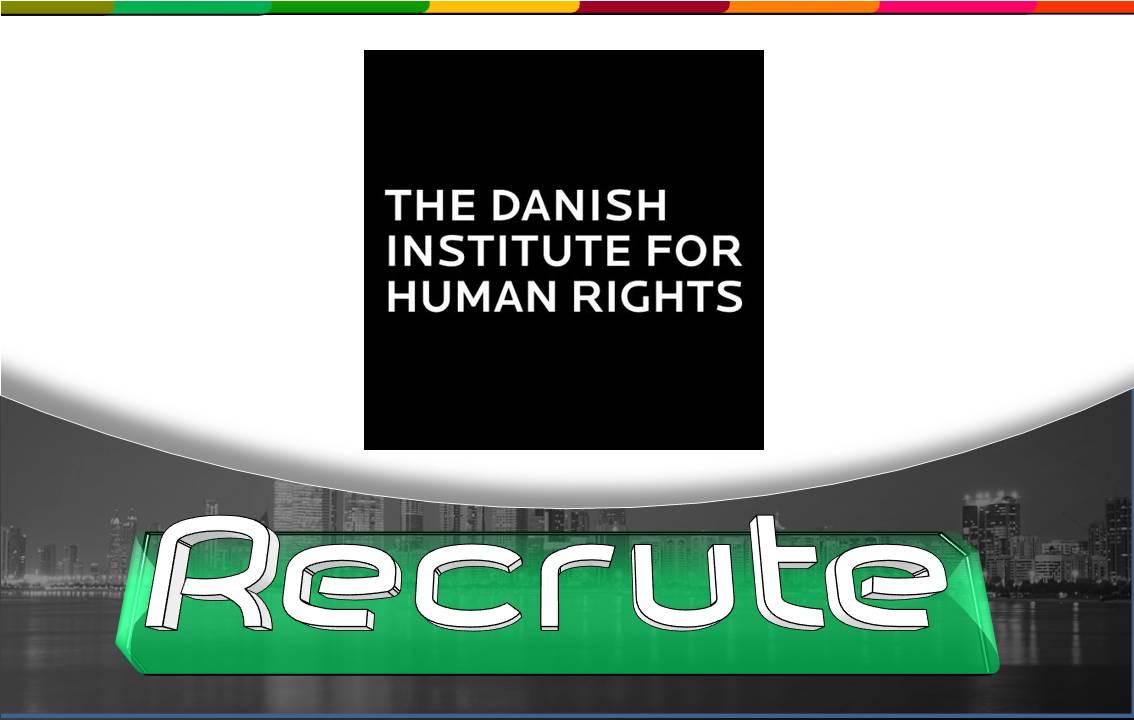 The Danish Institute for Human Rights / recrute