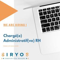 SIRYOS / Recrute