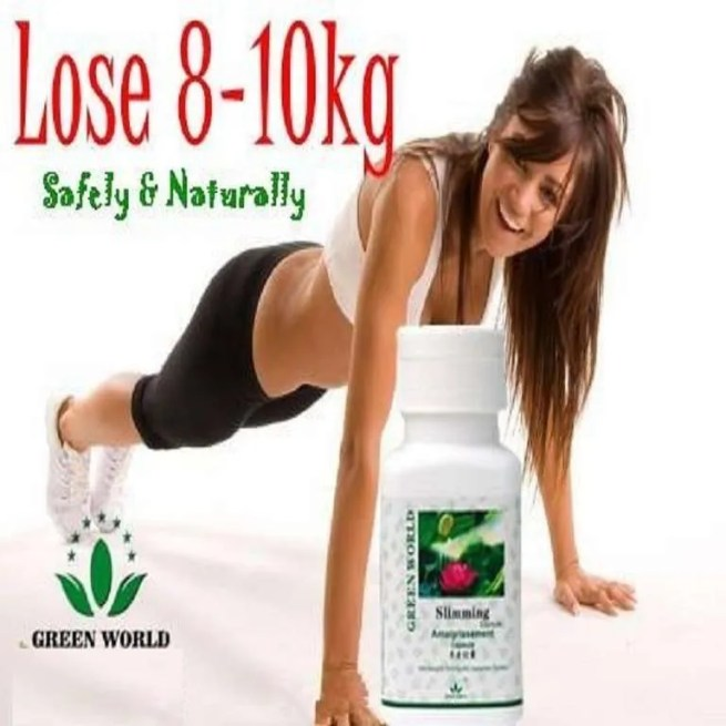 Green World Weight Loss Package