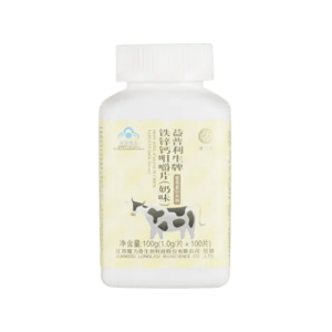 Longrich Chewable Calcium Tablets