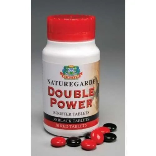 Swissgarde Double Power (Energy and sexual Booster)