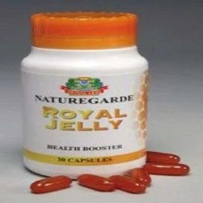 Swissgarde Royal Jelly Capsules