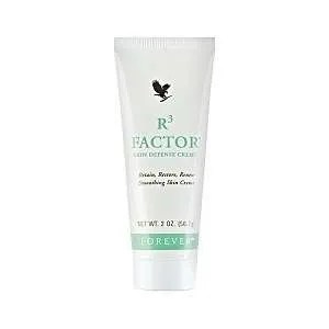 Forever Living R3 Factor Skin Creme – Retain, Restore, Renew Skin Cream