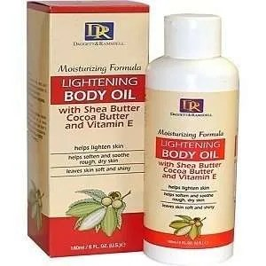 Daggett & Ramsdell Lightening Body Oil With Shea Butter Cocoa Butter And Vitamin E- 180ml