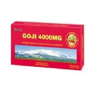 Goji Oral Liquid 4000mg (Natures Secret Of Youth, Vitality & Longevity)