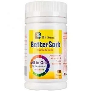BetterSorb Multivitamin All-in-One Tablets