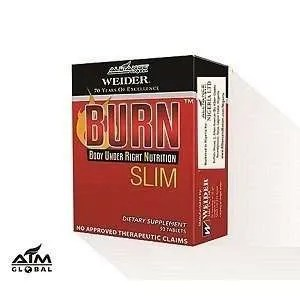 Burn Slim: Natural Weight Loss Tablets